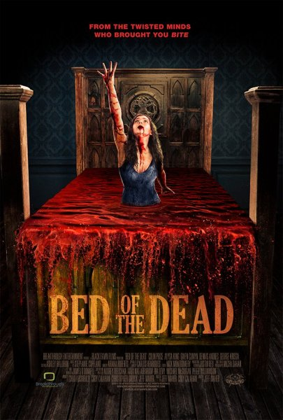 Bed of the Dead Movie Poster