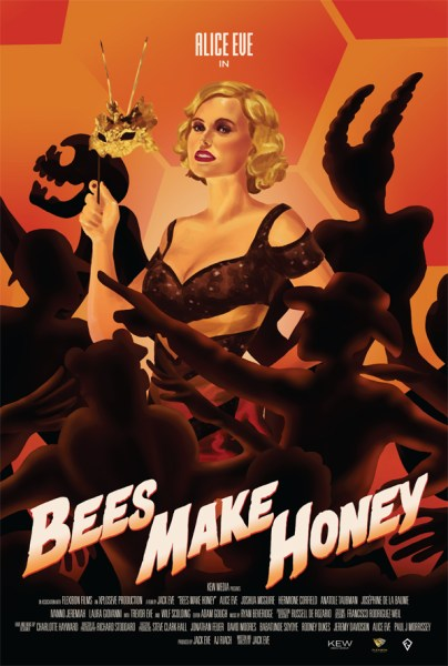 Bees Make Honey Movie Poster