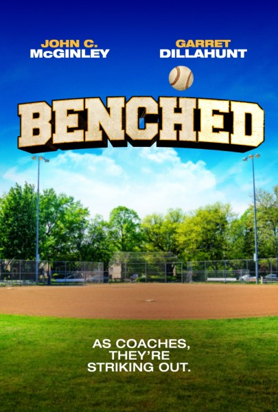 Benched Poster