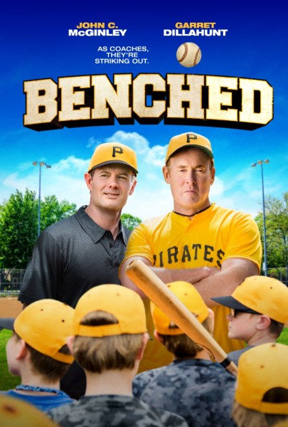 Benched Movie Poster