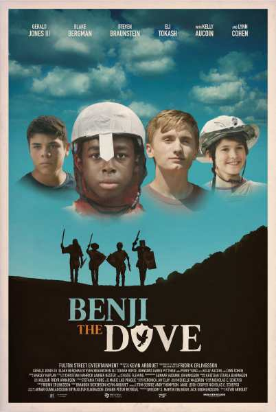 Benji The Dove Movie Poster