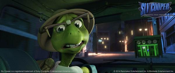 Bentley - Sly Cooper movie