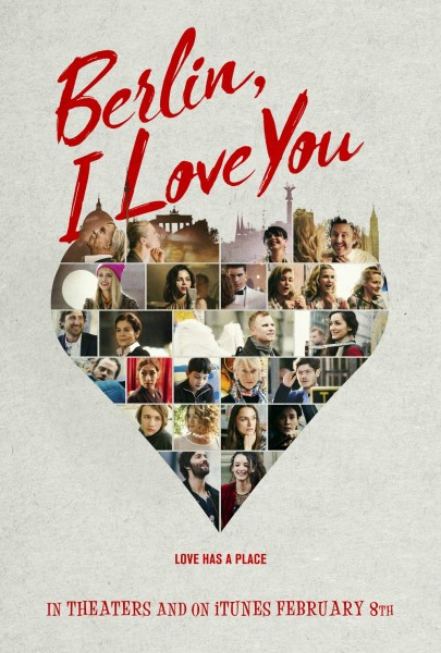 Berlin I Love You Poster