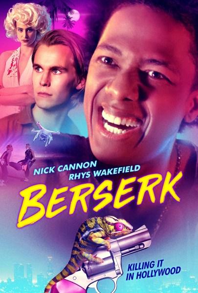 Berserk New Film Poster