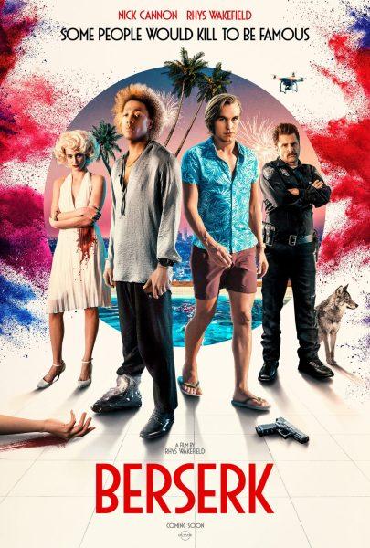Beserk Movie Poster