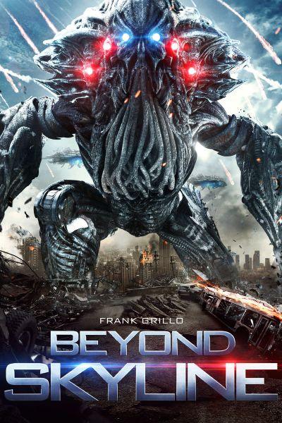 Beyond Skyline - Alien Monster Poster