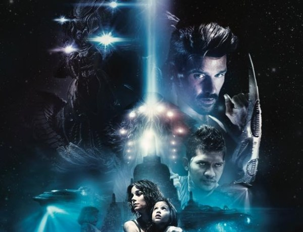 Beyond Skyline Movie 2017