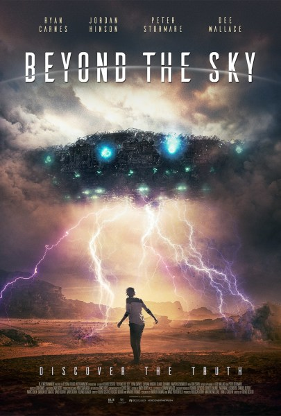 Beyond The Sky New Film Poster