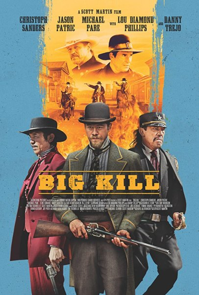 Big Kill Movie Poster
