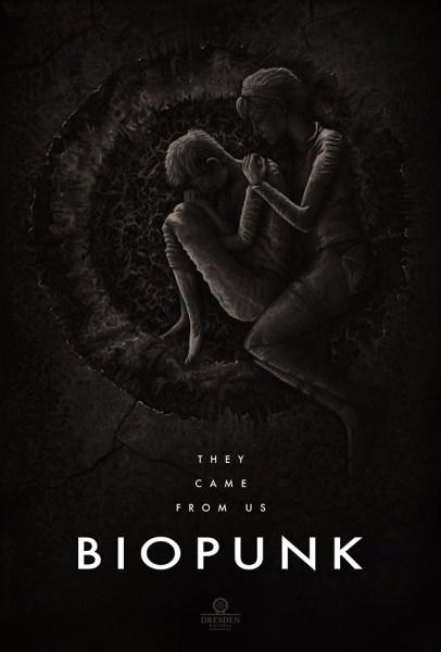 Biopunk Movie Poster