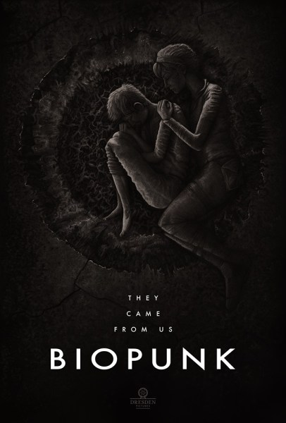 Biopunk Movie Poster