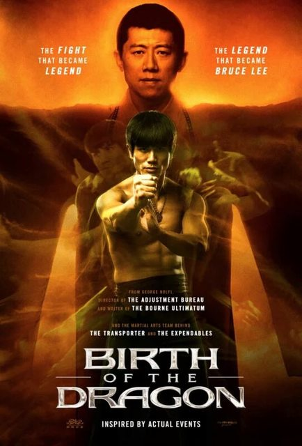 Image result for birth of the dragon