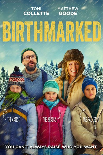Birthmarked Movie New Poster