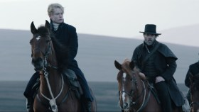 Black 47 Movie - Freddie Fox a nd Hugo Weaving