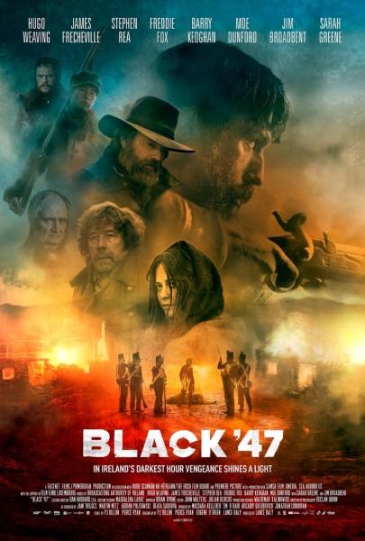 Black 47 New Film Poster