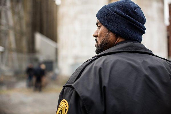 Black Cop Film