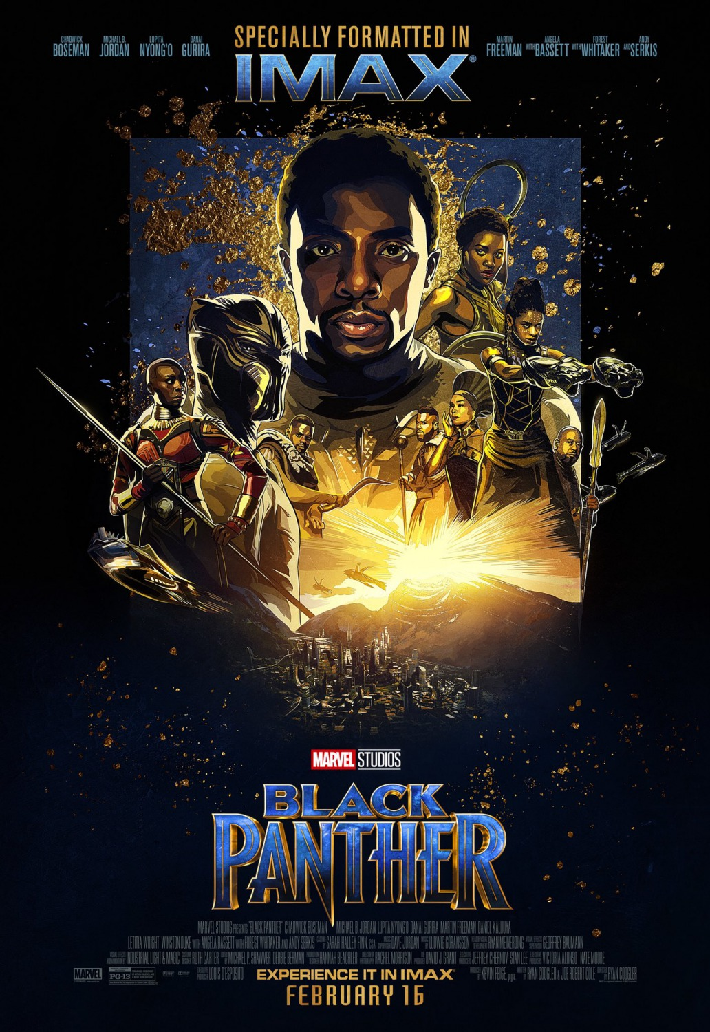 Black Panther Hd Filme
