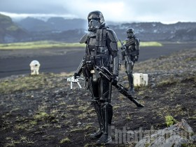 Black Stormtrooper - Star Wars Rogue One