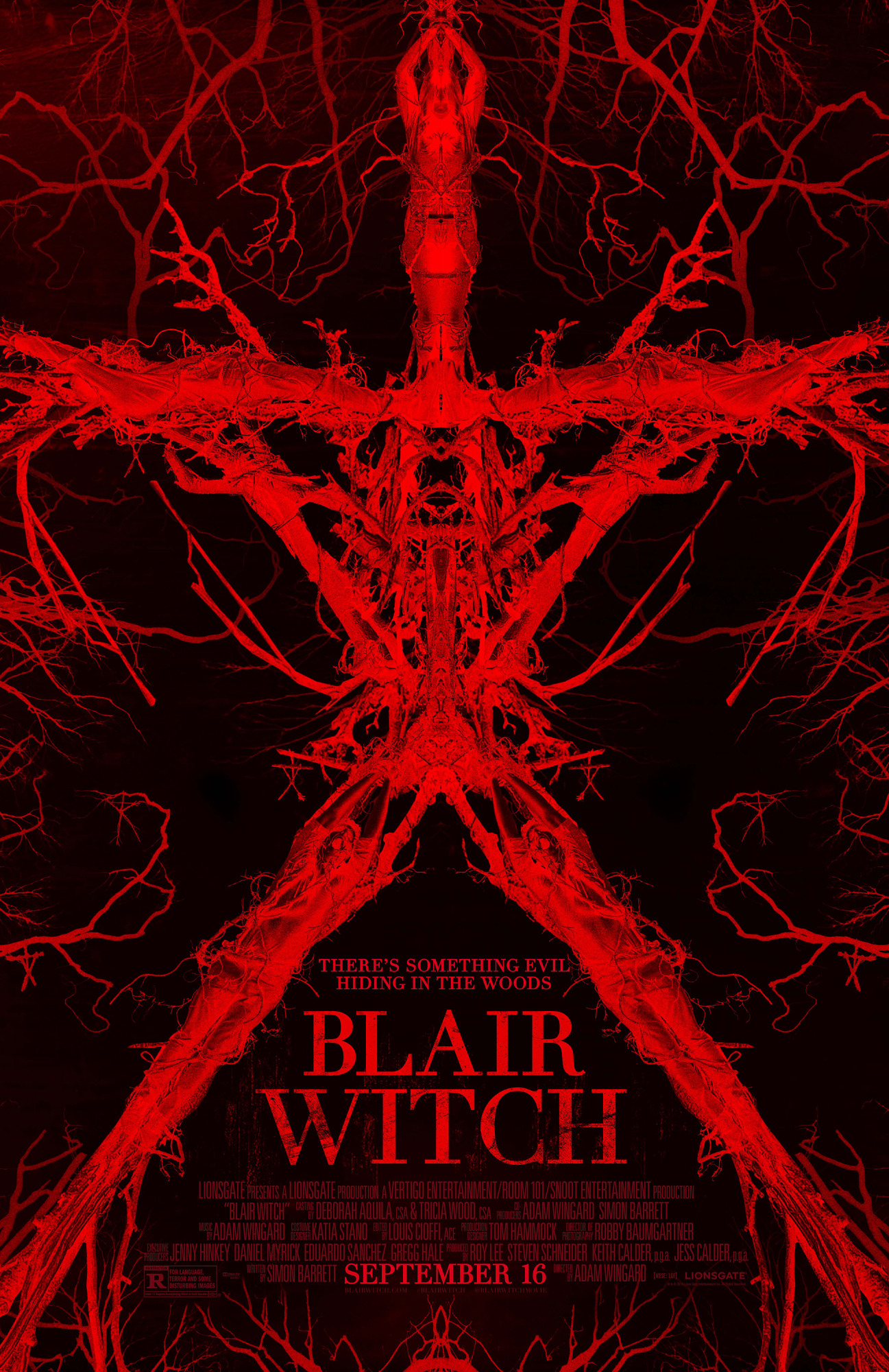 blair witch project movie The blair witch project sequel blair witch has a number of connections to the original, which all come together in its frantic final scenes.