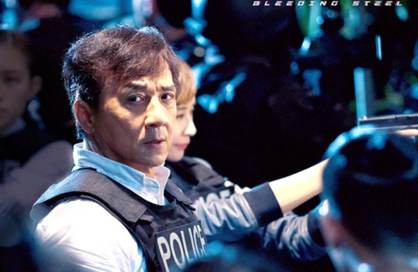 Bleeding Steel Movie - Jackie Chan