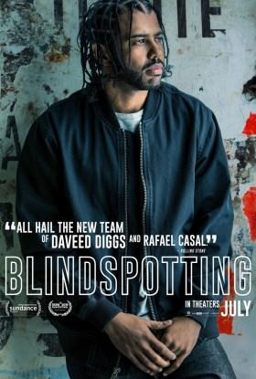 Blindspotting Character Poster - Daveed Diggs