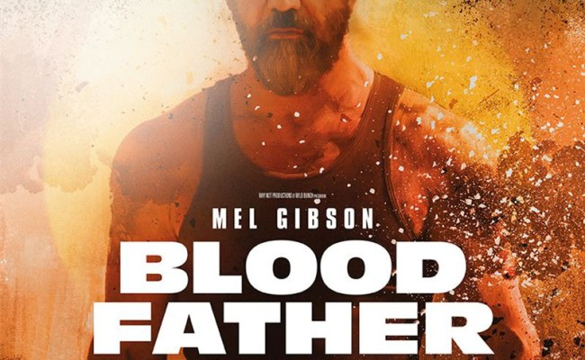 Blood Father Teaser Trailer