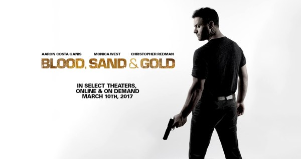 Blood Sand And Gold Movie