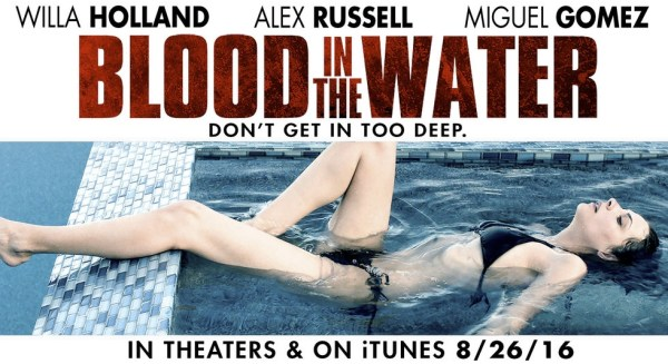 Blood in the Water movie