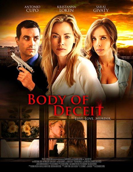 Body Of Deceit Mvoie Poster