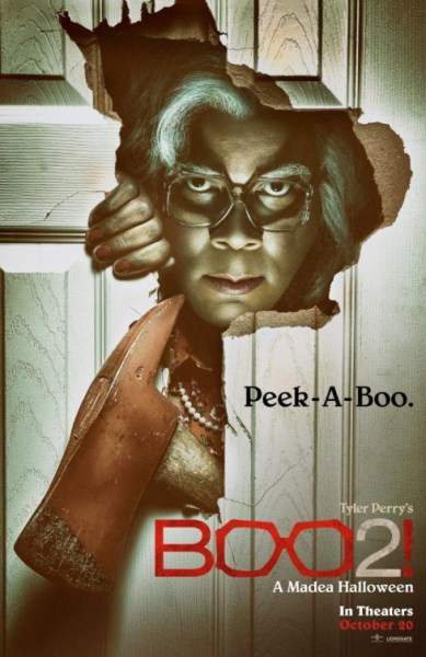 Boo 2 A Madea Halloween Movie Poster