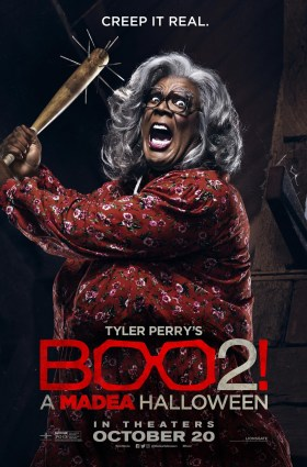 Boo 2 New Film Poster