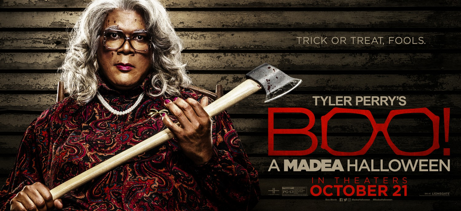 boo a madea halloween movie making of