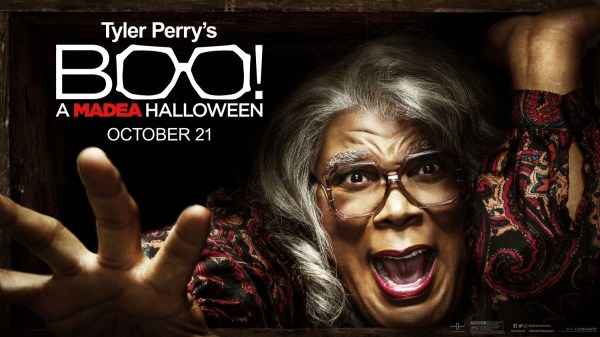Boo a Madea Halloween - Horror comedy movie October 2016