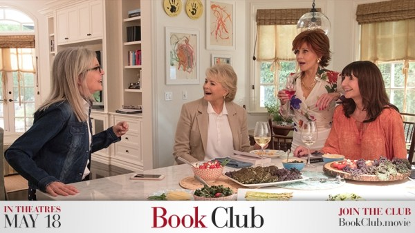 Book Club Movie 2018