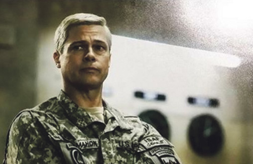 Brad Pitt - War Machine Movie