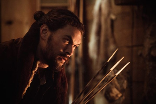 Braven Movie - Jason Movie and his arrows