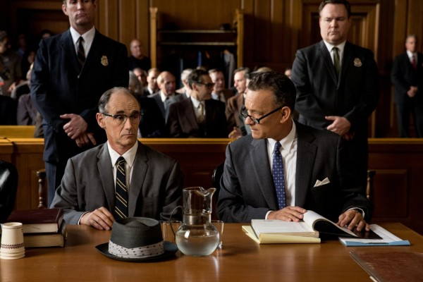 Brdige of Spies mit Tom Hanks und Mark Rylance