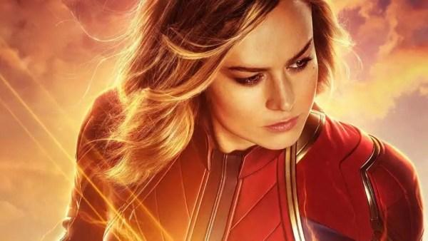 Brie Larson - Captain Marvel 2019
