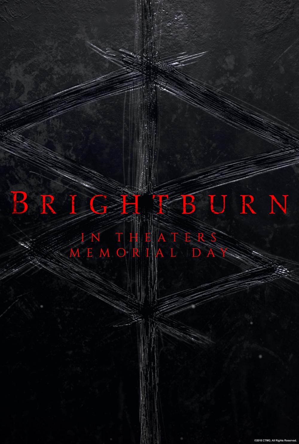 brightburn teaser poster   teaser trailer