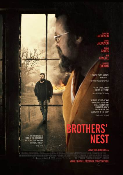 Brothers' Nest Movie Poster