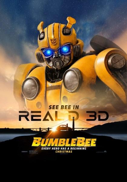 Bumblebee Real 3D