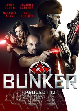 Bunker Project 12 Movie Poster