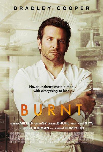 Burnt Movie Poster