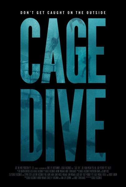 Cage Dive Movie Poster