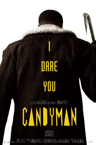 Candyman Movie 2021 Poster