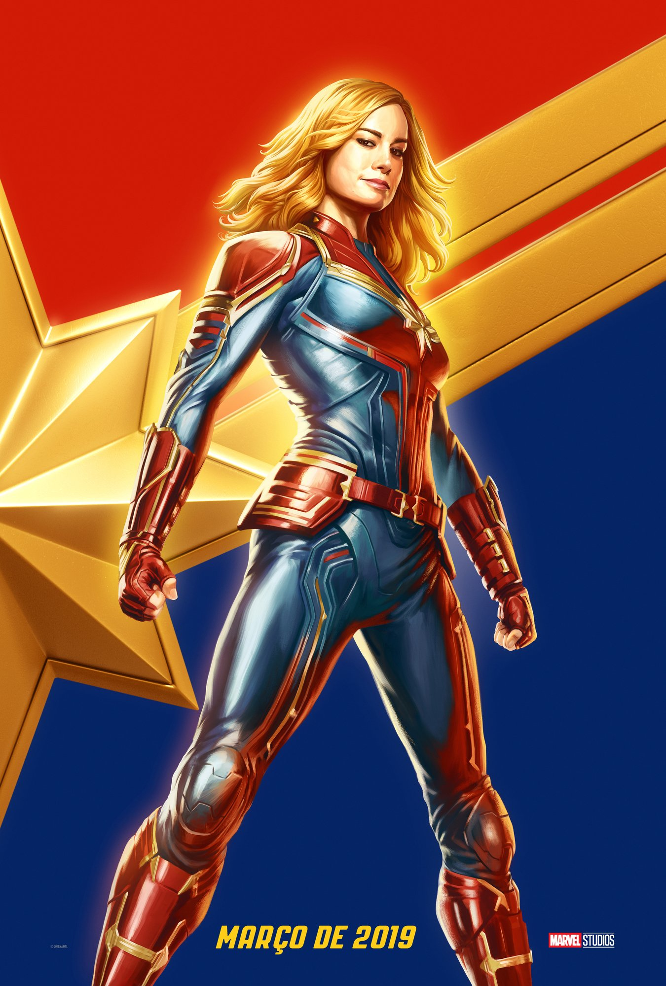 captain marvel trailer : teaser trailer
