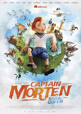 Captain Morten And The Spider Queen Movie Poster