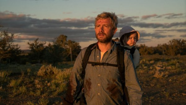 Cargo movie - Martin Freeman