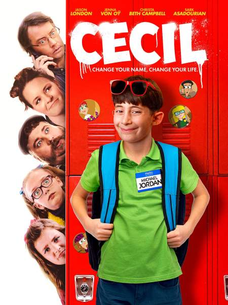 Cecil Movie Poster