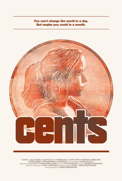 Cents Movie Poster